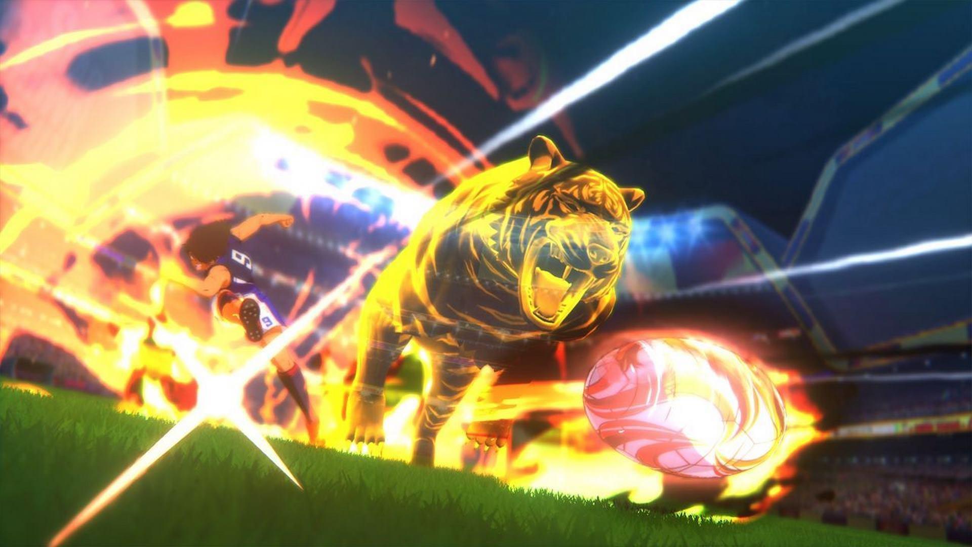 نقد و بررسی بازی Captain Tsubasa Rise Of The New Champions 25