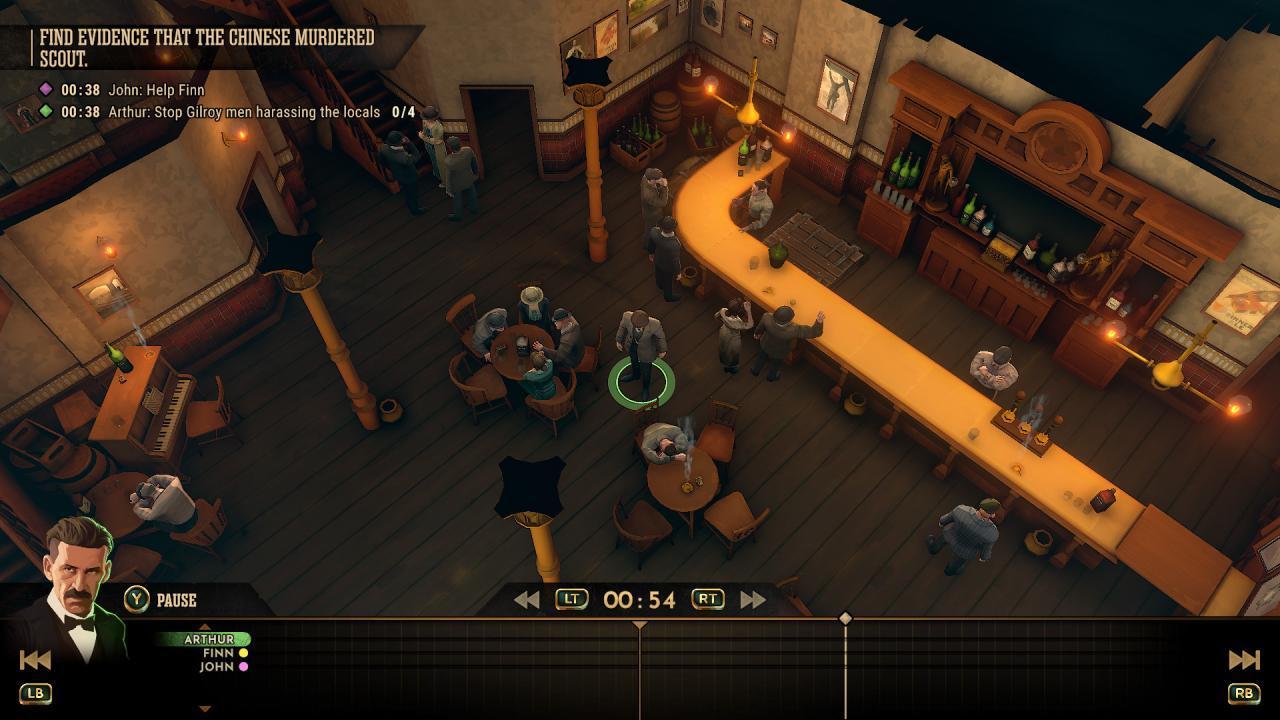 نقد و بررسی بازی Peaky Blinders: Mastermind 7