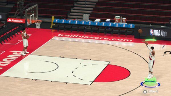 بازی بسکتبال ۲۰۲۱