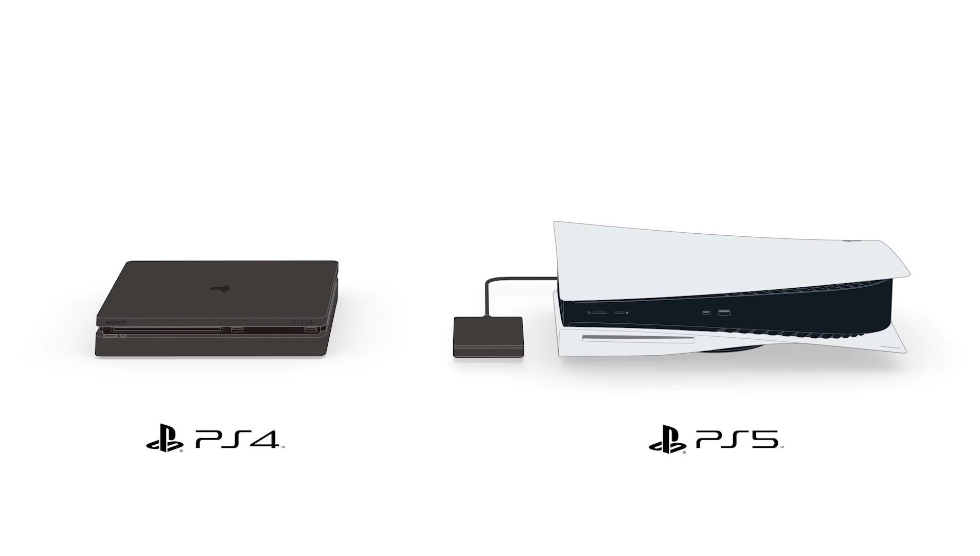 انتقال بازی به PS5