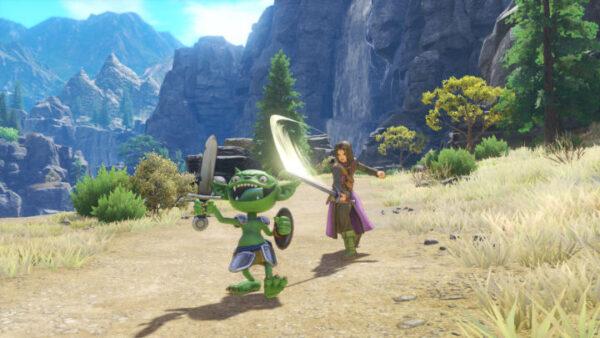 گرافیکی چشم نواز Dragon Quest