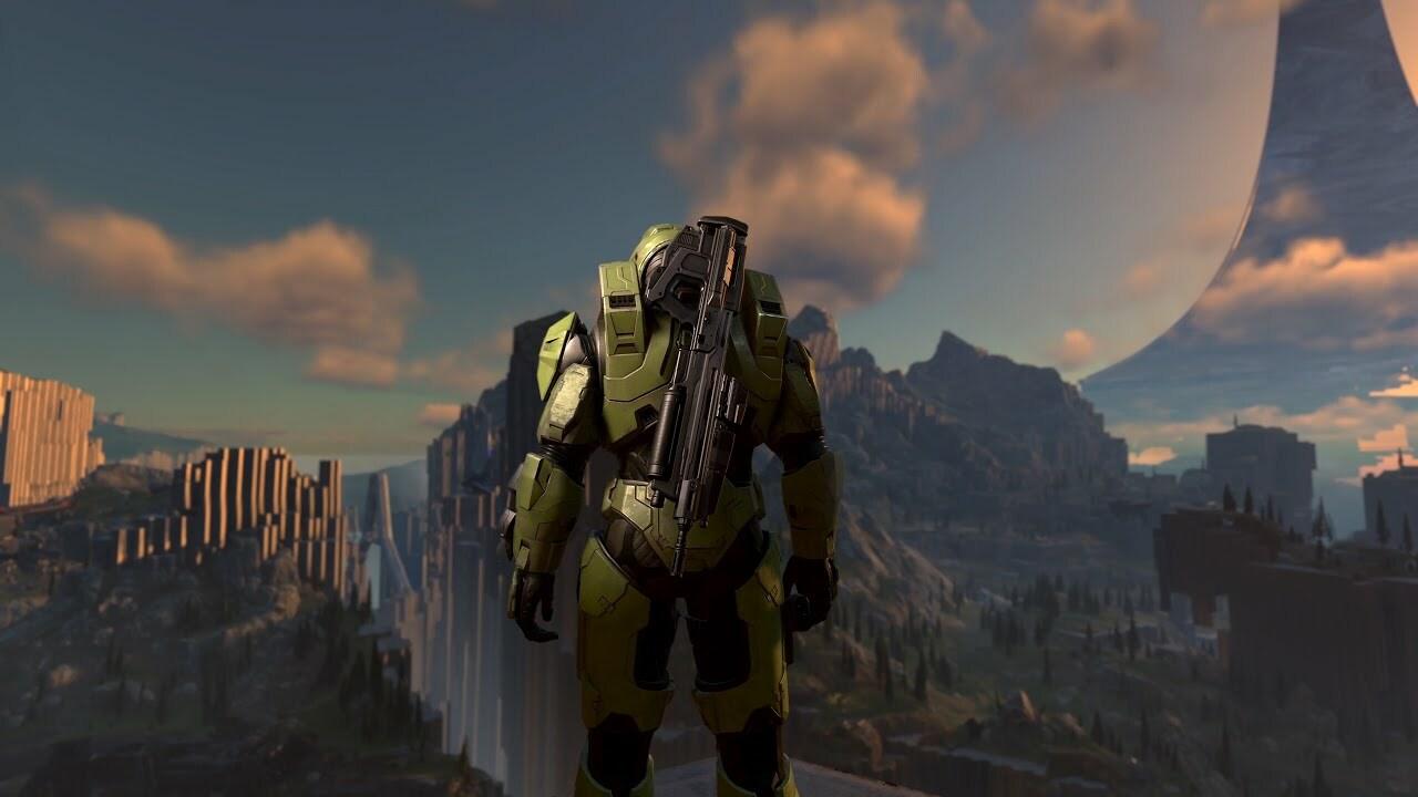 Halo Infinite سال 2021
