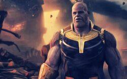 تانوس در فیلم Avengers
