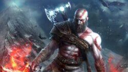کریتوس در بازی God of War