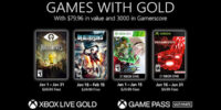 بازیهای رایگان Xbox Live Gold برای ژانویه 2021 معرفی شدند