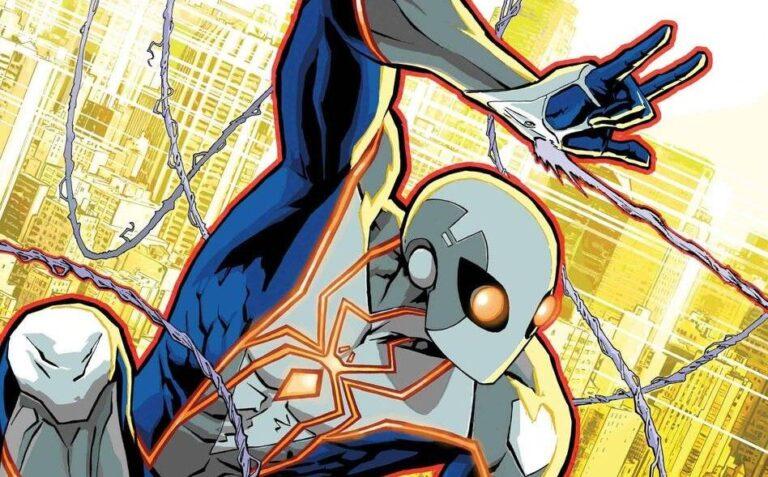 لباس جدید Spiderman