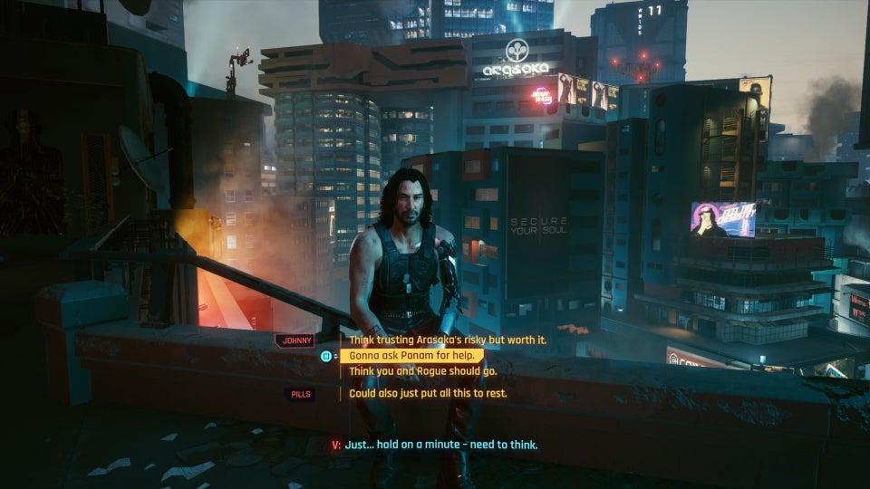 راهنمای بازی Cyberpunk 2077