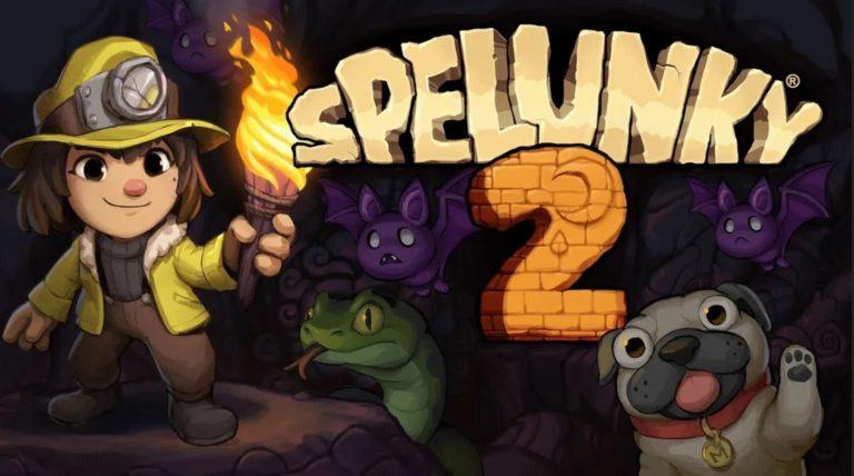 بازی Spelunky 2