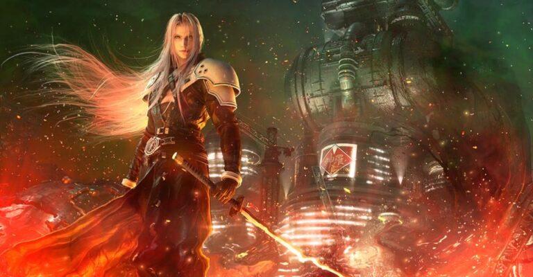 بازی Final Fantasy 7 Remake