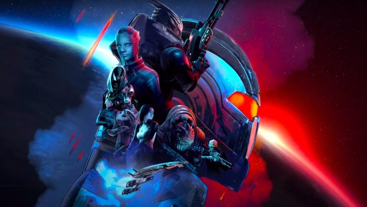 سهگانهی Mass Effect Legendary Edition