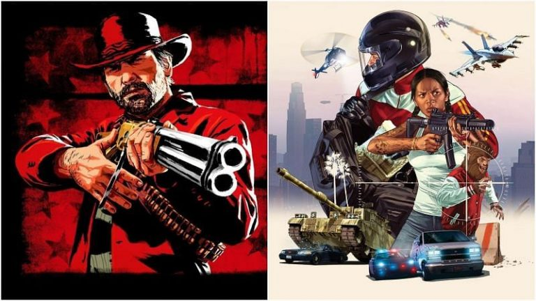 GTA 6- Red Dead Redemption