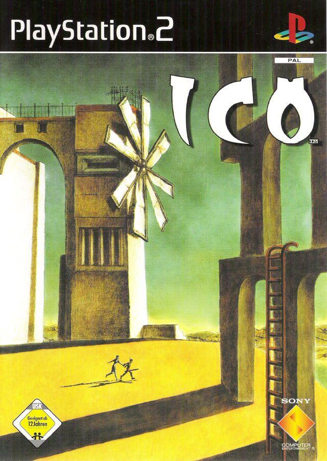تصویر روی جلد بازی ICO