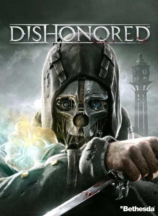 تصویر روی جلد بازی Dishonored
