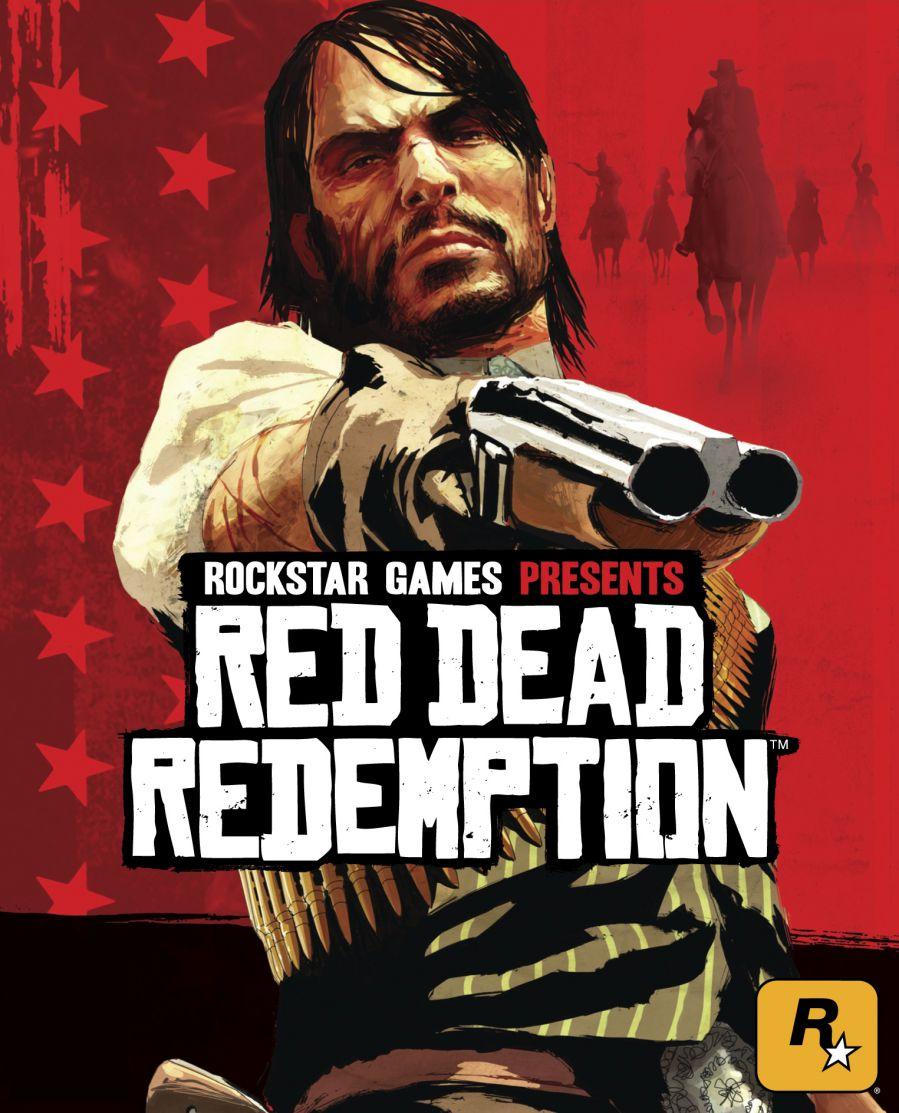 تصویر روی جلد بازی Red Dead Redemption