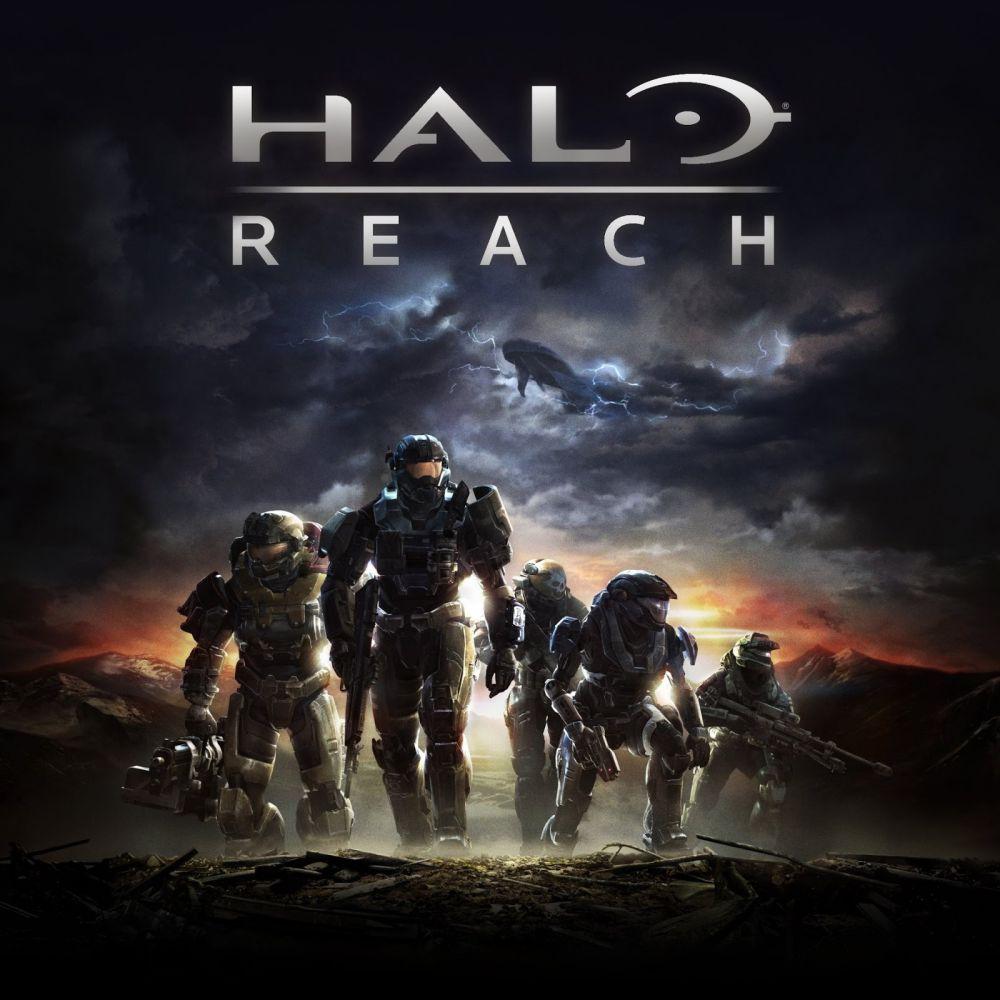 تصویر روی جلد بازی Halo: Reach