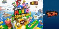 شرکت نینتندو وبسایتی را برای بازی Super Mario 3D World + Bowser's Fury راهاندازی کرد