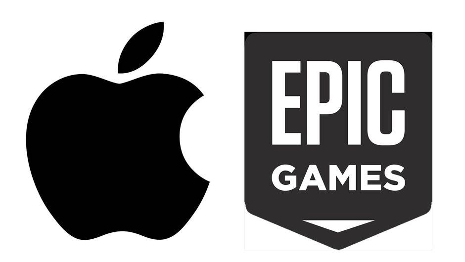 اپل در برابر اپیک گیمز