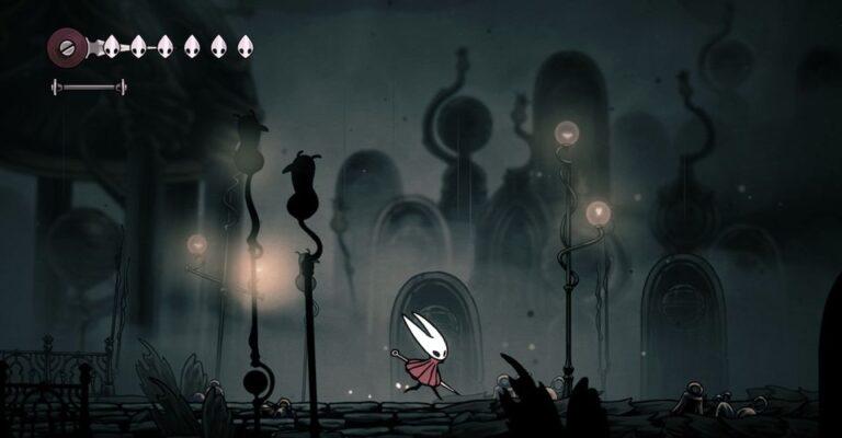بازی Hallow Knight