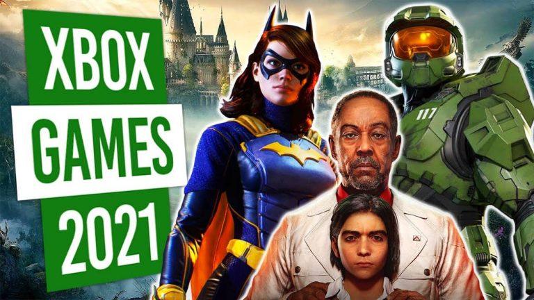 10 بازی برتر ایکس باکس