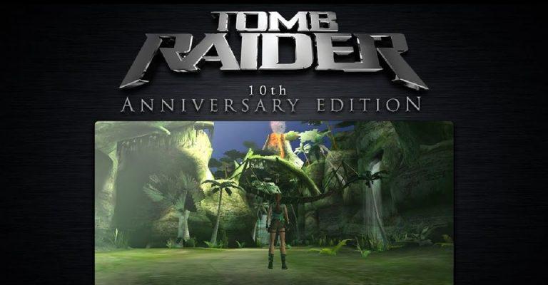 Tomb Raider: 10th Anniversary Edition