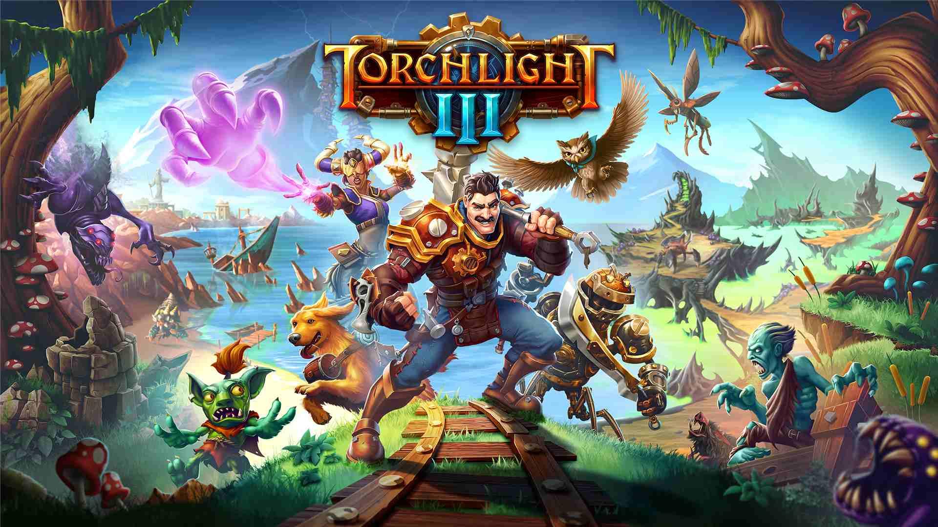 Torch Light 3