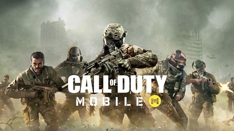 کاور بازی Call Of Duty Mobile