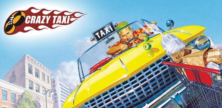 بازی Crazy taxi