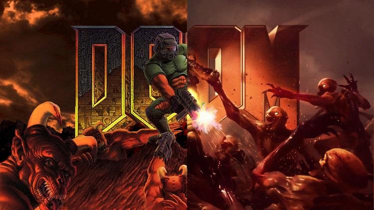 بازی Doom classic