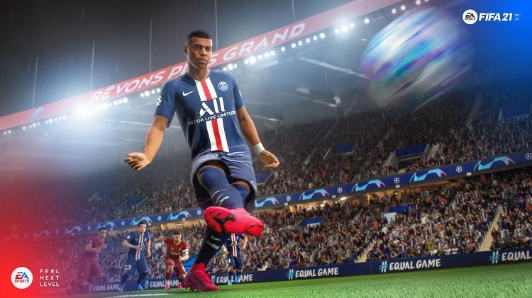 بازی FIFA Mobile Soccer