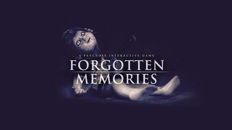 بازی Forgotten Memories