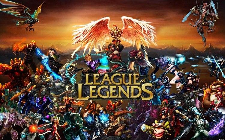بازی League of legend