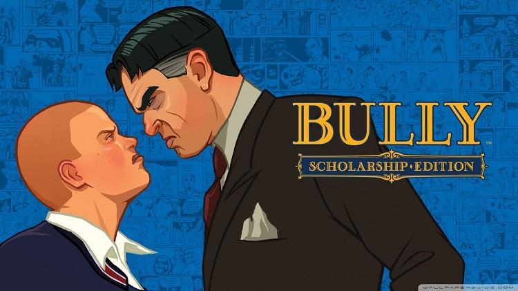 کاور بازی Bully