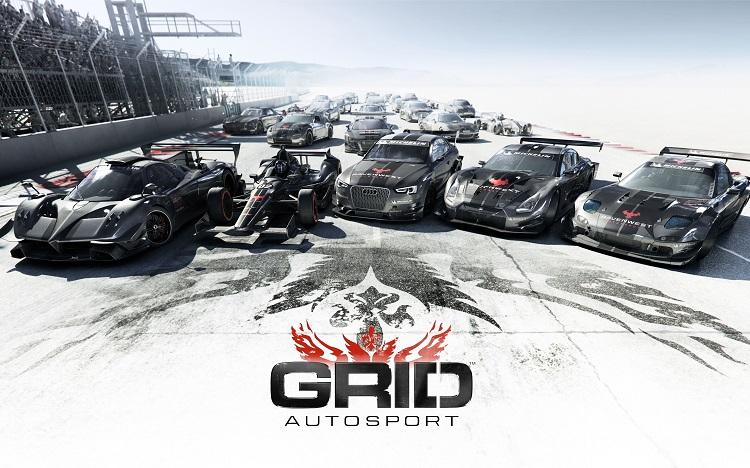 کاور بازی grid autosport