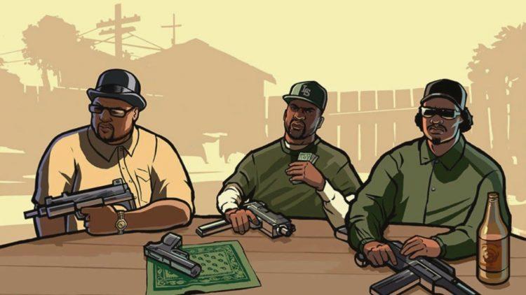 کاور بازی GTA