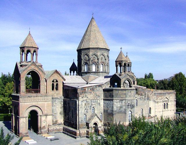 معرفی جاذبه های گردشگری ارمنستان