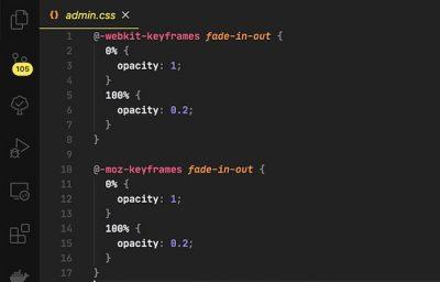 آموزش زبان CSS