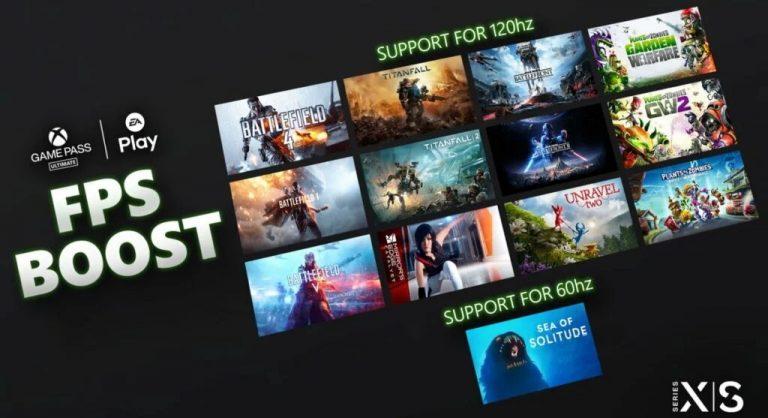 Series X/S FPS Boost