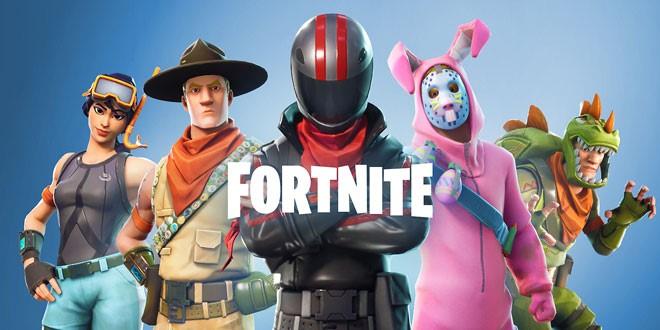 رویداد جدید Fortnite