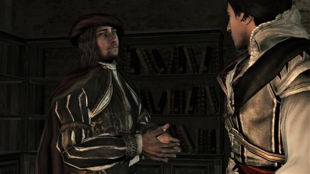 چند نفر اختراعات لئوناردو داوینچی را در نسخهی دوم سری Assassins Creed فراموش کرده؟