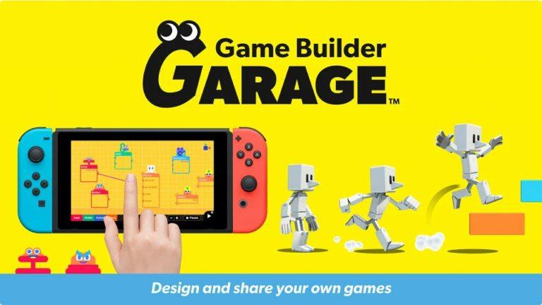 بازی Game Builder Garage برای نینتندو سوییچ معرفی شد