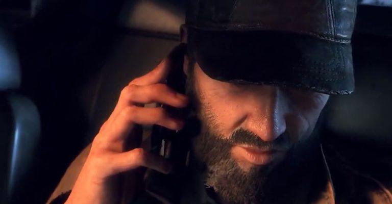 ایدن پیرس در بازی Watch Dogs Legion