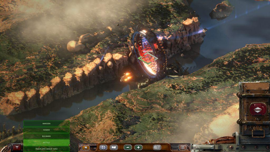 Beautiful Desolation Technology