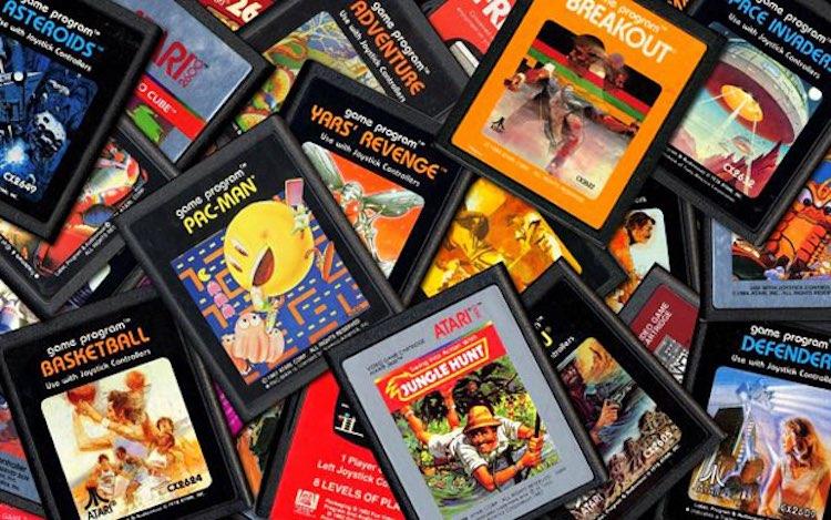 سقوط صنعت بازی های ویدیویی در سال ۱۹۷۷ و ۹۸۳