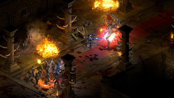 تاریخ انتشار بازی Diablo II: Resurrected