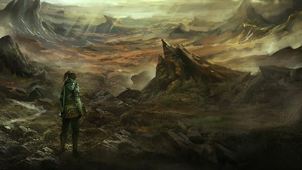 رونمایی رسمی از بازی Scars Above