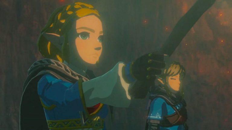 گیمپلی جدید بازی The Legend of Zelda: Breath of the Wild 2