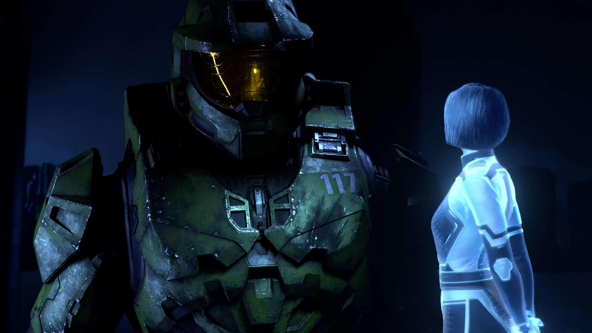 جزئیات داستانی Halo Infinite