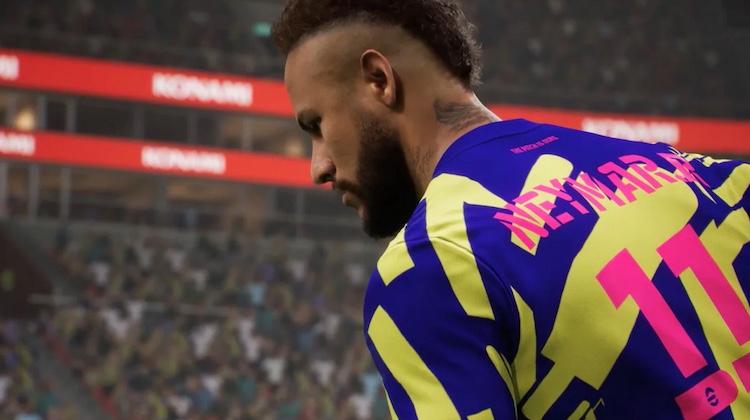 بازی PES 2022 - eFootball 2022