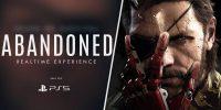شایعه: Abandoned در حقیقت Metal Gear Solid بعدی است