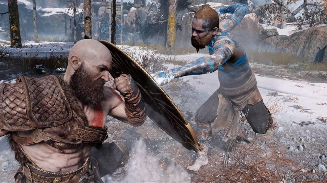 آیا در God of War 2018 الهاماتی از سری سولز هم به چشم می خورد؟